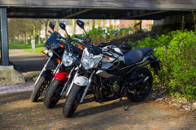 Yamaha XJ6N ABS motorrijles voor het motorrijbewijs categorie A en A2 en een verlaagde motor