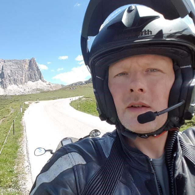 motorinstructeur Marco Honig bij Flevo Motor motorrijschool voor motorrijles in almere